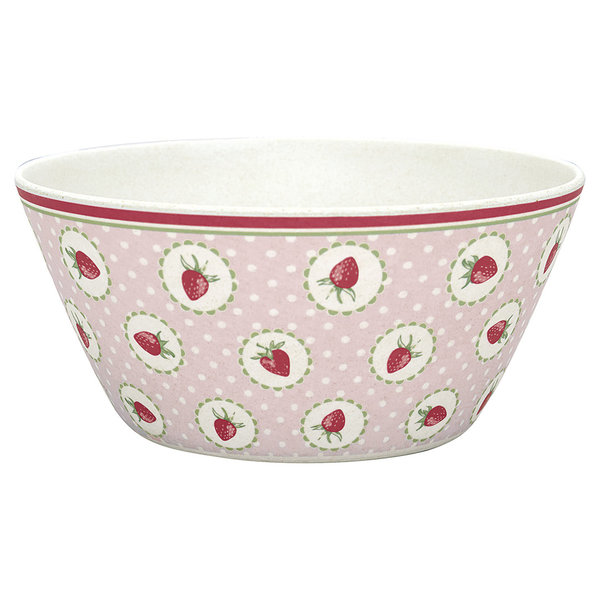 GreenGate Schale - Bowl Strawberry pale pink small