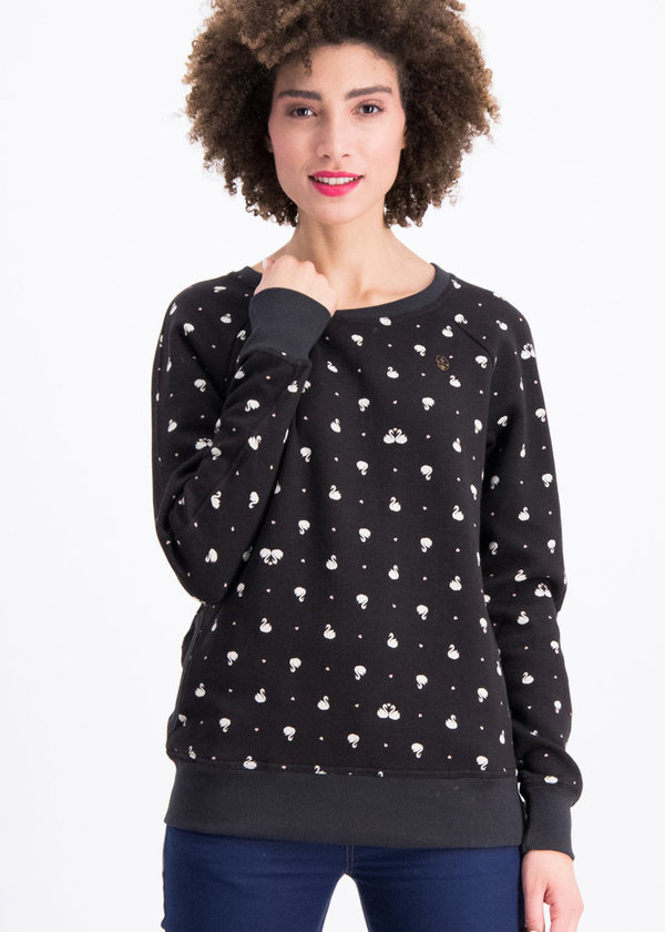 Blutsgeschwister oh l`amour sweat